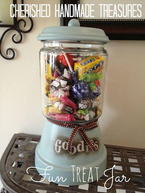 Someday Crafts: Fun Treat Jar