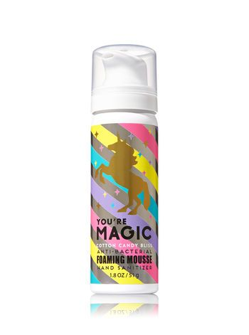 Magic In The Air Foaming Hand Sanitizer Bath And Body Works