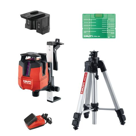 Hilti Pm 40 Mg 130 Ft Multi Line Green Laser Level Kit 8 Piece 3576138 Home Depot Electronic Recycling Recycling Programs