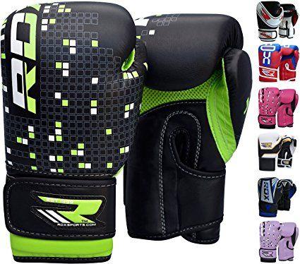 Guanti da allenamento per bambini Bambino Punch Bag Mitt Sparring Allenamento MMA Muay Thai Boxing