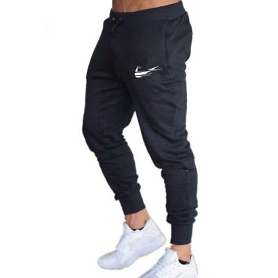 Nike Just Do It Pants Sport Brand High Quality Joggers Active Trousers For Men Fashion Clothing Shoes Mens Sweatpants Mens Pants Casual Bodybuilding Pants