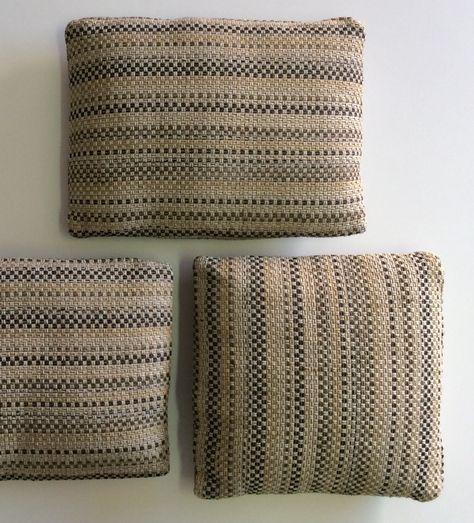 Cuscini 35x35.Cuscini Texture Toni Caldi N 02 Cm 30x40 N 01 Cm 35x35 Texture