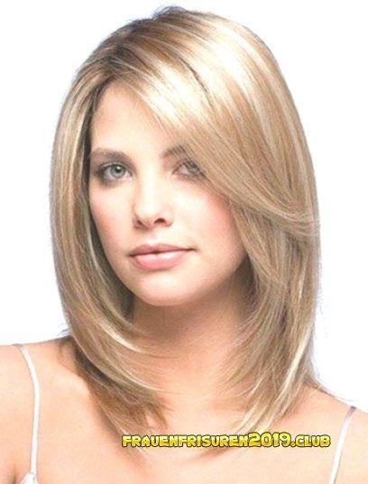 Stufig Frisuren Frauen Frisuren Für Schulterlanges Haar