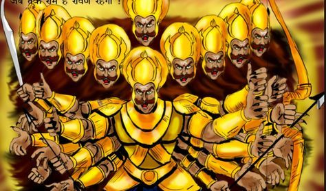 Ravana Photos Ram Ji Hd Images Burning Ravan Pics Dashanan Wallpapers Dussehra Wishes Hd Images Image Photo