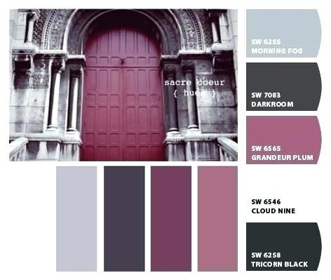 What Colors Match With Grey That Gray