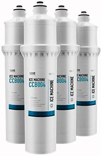 New Clear Choice Ice Filtration System Replacement Cartridge