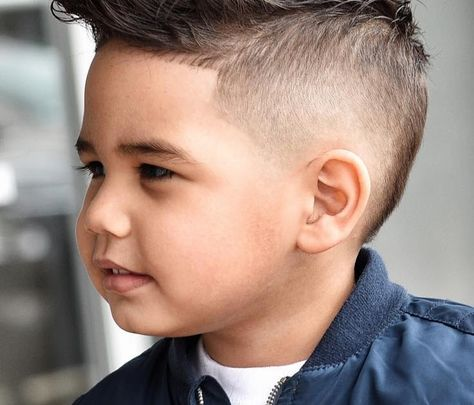 Cool Haircuts For Kids With Straight Hair 103
