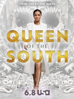 Queen of the South 2016 Poster