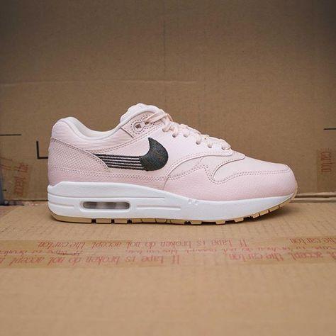 1ae075284a6c Nike Wmns Air Max 1 Premium - 454746-800 •• En premium AM1 a som vi ...