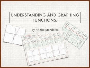 Understanding Graphing Functions In 2020 Graphing Functions