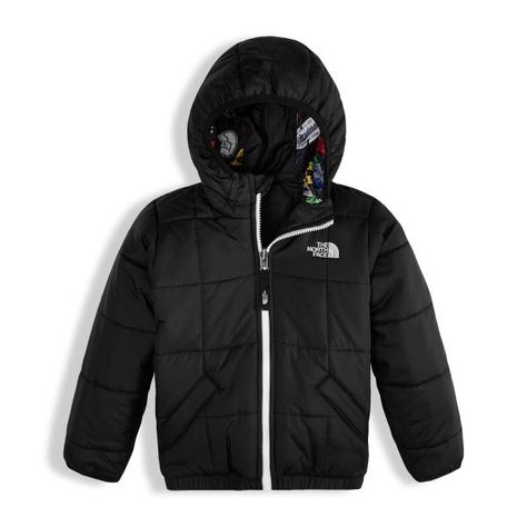 85ad1c975 The North Face Toddler Boys  Reversible Perrito Jacket