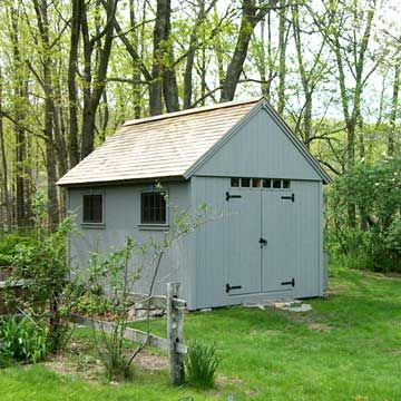 style post and beam carriage houses garden sheds previousnext