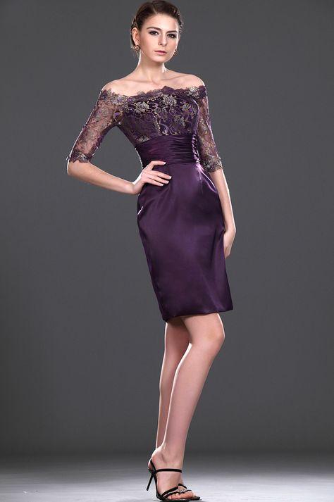 eDressit New Stylish Off Shoulder Mother of the Bride Dress (26112006)