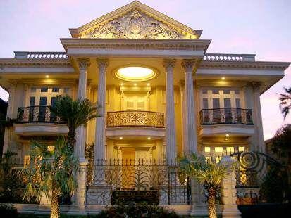 pilihan gaya arsitektur rumah   ev dış tasarımı, modern ev