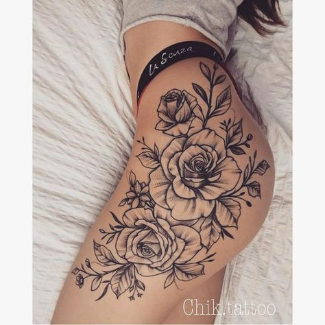 70+ Simply of Beautiful Flower Tattoo Drawing Ideas for Women