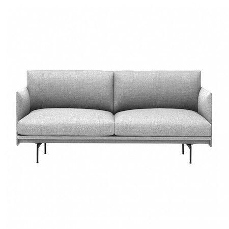 Outline Sofa 2 Seater Sofa Seater 2 Seater Sofa