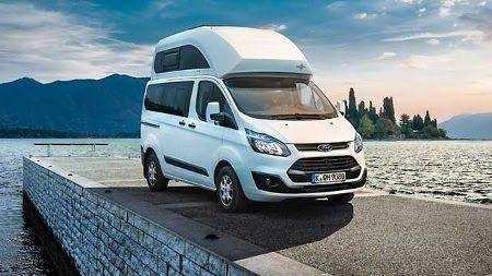 Ford Transit Nugget Von Westfalia 2013 Camper Caravan Camper Van Camping