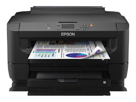Impresora Epson Workforce Wf 7110dtw Con Wifi Impresion Movil Y
