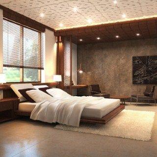 Villa 7 Interior Design Jaypee Greens Greater Noida Bua 8500sqft Bedroom Design Modern Bedroom Design Interior Design Bedroom