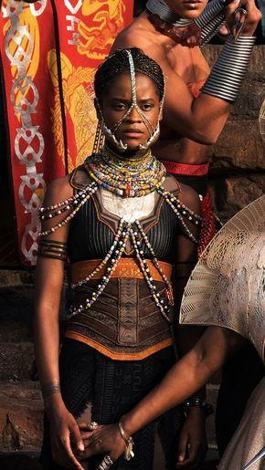d57bc983 Pin by Carolyn Eckenrode on Black Panther Women | Black panther ...