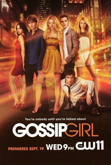 Gossip Girl 27x40 TV Poster (2007)