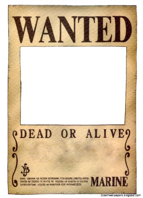 One Piece Wanted Poster By Ei819 On Deviantart One Piece Wallpaper Iphone Manga Anime One Piece One Piece Bounties