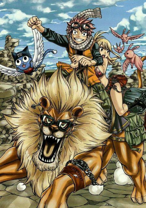 Close Up Poster Fairy Tail Saison 6 61cm x 91,5cm Key Art