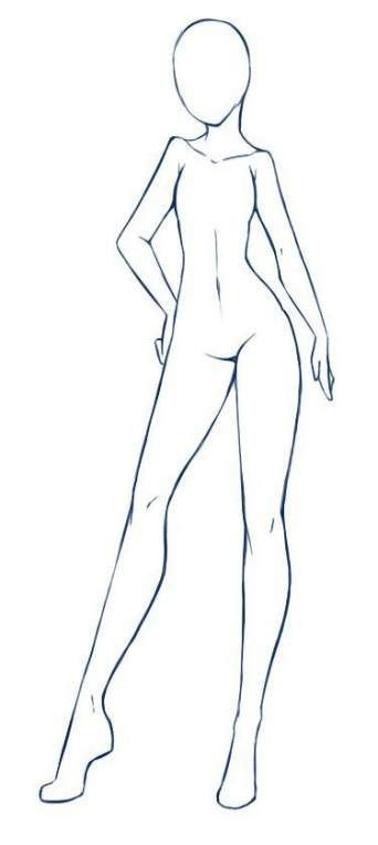 Female Drawing Poses Female Drawing In 2020 Anime Poses Female Anime Poses Anime Poses Reference