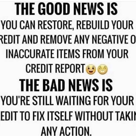 Do You Need Your Credit Score Repaired Are You Looking To