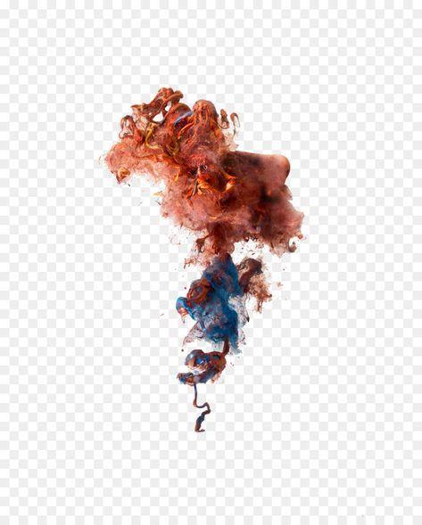 Creative Color Smoke Effects Illustration Photo Background