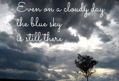 enjoy an overcast sky these cloudy weather quotes