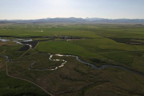McCoy Spring Creek Ranch, Dillon, MT - Montana Ranches For Sale | Fay Ranches. http://fayranches.com/ranches-for-sale/montana/dillon-mt-flyfishing-mccoy-spring-creek