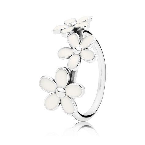 anello pandora corona d'alloro