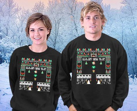 legend of zelda christmas sweater zelda legendofzelda sweater christmas nintendo merchandise