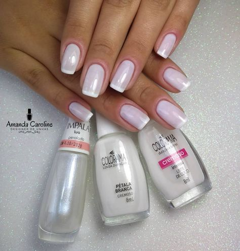 48 Ideas for gel manicure short square