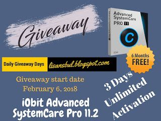 iobit advanced systemcare ultimate 11.2 license key