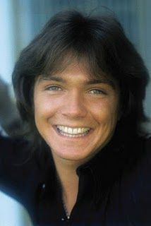 David Cassidy - a young girls dream!