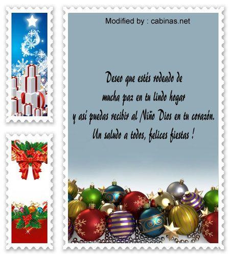 Descargar Originales Pensamientos Para Navidad Para Amigos Descargar Bonitos Textos Par Frases Bonitas De Navidad Saludos De Feliz Navidad Navidad Pensamientos