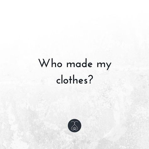 fitfam Do you know who made your...