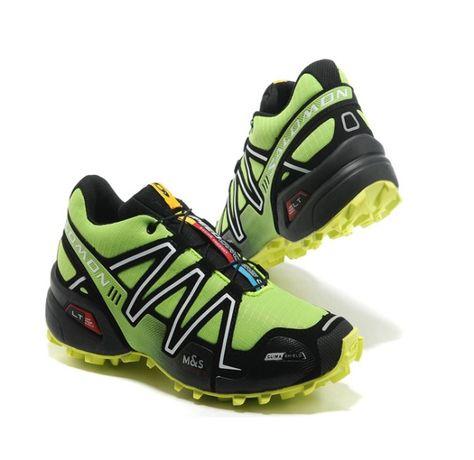 RSS Product Feed :: Chaussures Trail Salomon Running Speedcross 3 Cs Vert Jaune Noir