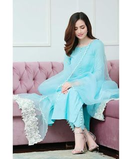 Most Beautifull Simple And Stylish Dress Collection 2020 In 2020 Pakistani Dresses Casual Stylish Dresses For Girls Simple Pakistani Dresses