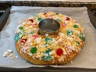 Roscón De Reyes Sin Gluten Receta De Javilowin Gmail Com Receta Recetas De Comida Recetas Listo Para Comer