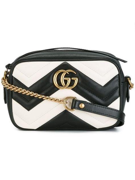 00443005ccf Gucci GG Marmont matelassé mini bag