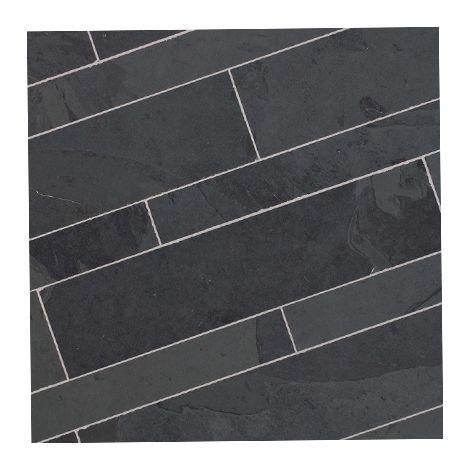 Dallage Ardoise Noire 60x7cm Vendu Par Lot De 1 386 M Capri