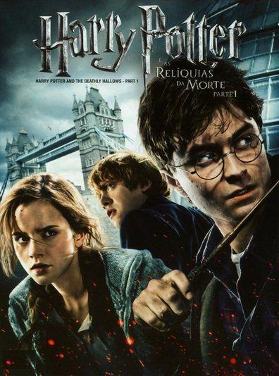 Harry Potter E As Relíquias Da Morte Parte 1 Harry Potter Harry Potter Filme Prisioneiro De Azkaban
