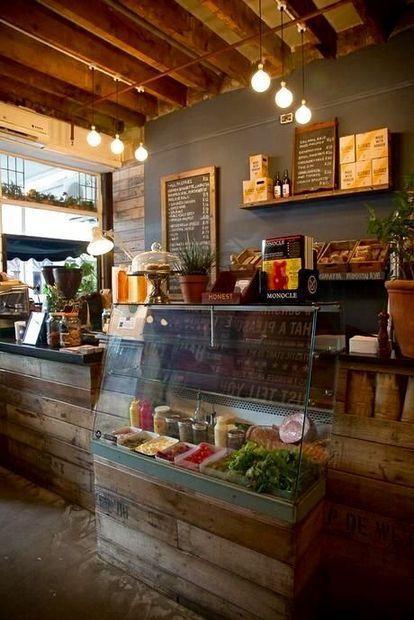 Rustic Coffee Shop Decoration Ideas 52 Rustic Coffee Shop Coffee Shop Decor Coffee Shops Interior