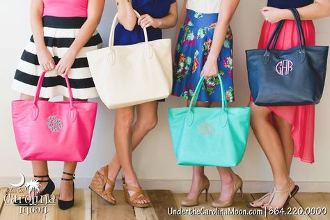 Spring Fashion Handbags. Have the cutest collection around. Place your order at www.underthecarolinamoon.com  #UTCM #UnderTheCarolinaMoon #FashionHandbag