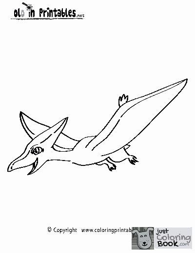 Pterodactyl Coloring Page Printable Dinosaurs Dinosaur Coloring With Fight Of Pterodactyls Coloring Pages Free Download