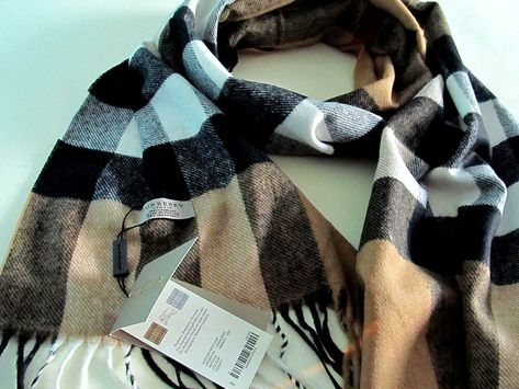 BNWT-Fabulous-Chiffon Polka Dot Design Hair//Neck Scarves Grey White or Beige