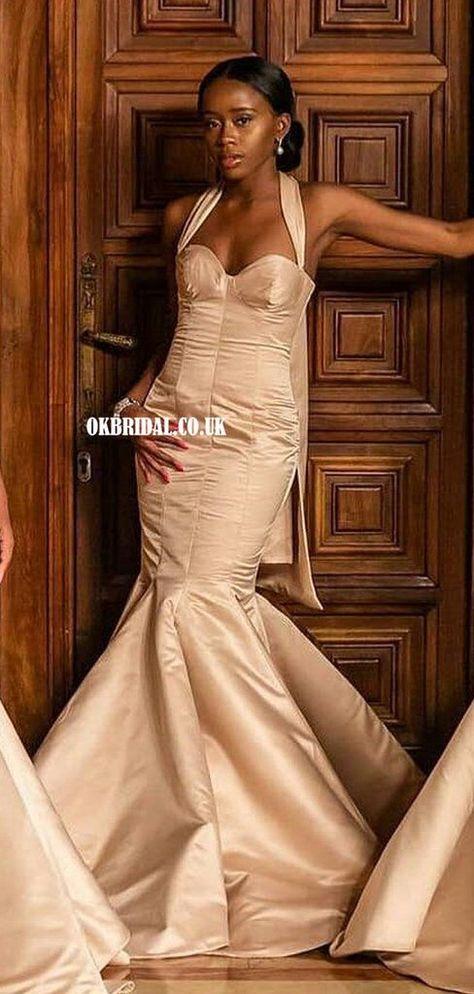 Mismatches Mermaid Sweetheat Backless Satin Bridesmaid Dress, FC5221 #bridesmaiddresses #bridesmaiddress #bridesmaids #dressesformaidofhonor #weddingparty #2021bridesmaiddresses #2021wedding